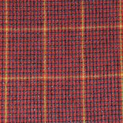 格子 喷气 梭织 色织 提花 连衣裙 衬衫 短裙 外套 短裤 裤子 春秋 期货 60401-11