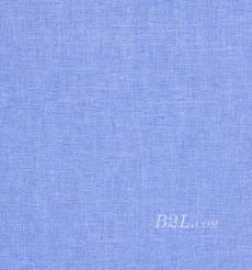平纹梭织素色连衣裙 短裙 衬衫 低弹 春 秋 柔软 70823-37