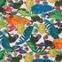 动物 期货 植物 梭织 印花 连衣裙 衬衫 短裙 薄 女装 春夏秋 60621-180