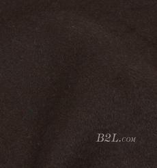 毛纺 梭织 羊毛 素色 绒感 双面尼 厚 大衣 秋冬 女装 80323-12