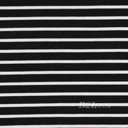条子 横条 圆机 针织 纬编 T恤 针织衫 连衣裙 棉感 弹力 期货 60312-147