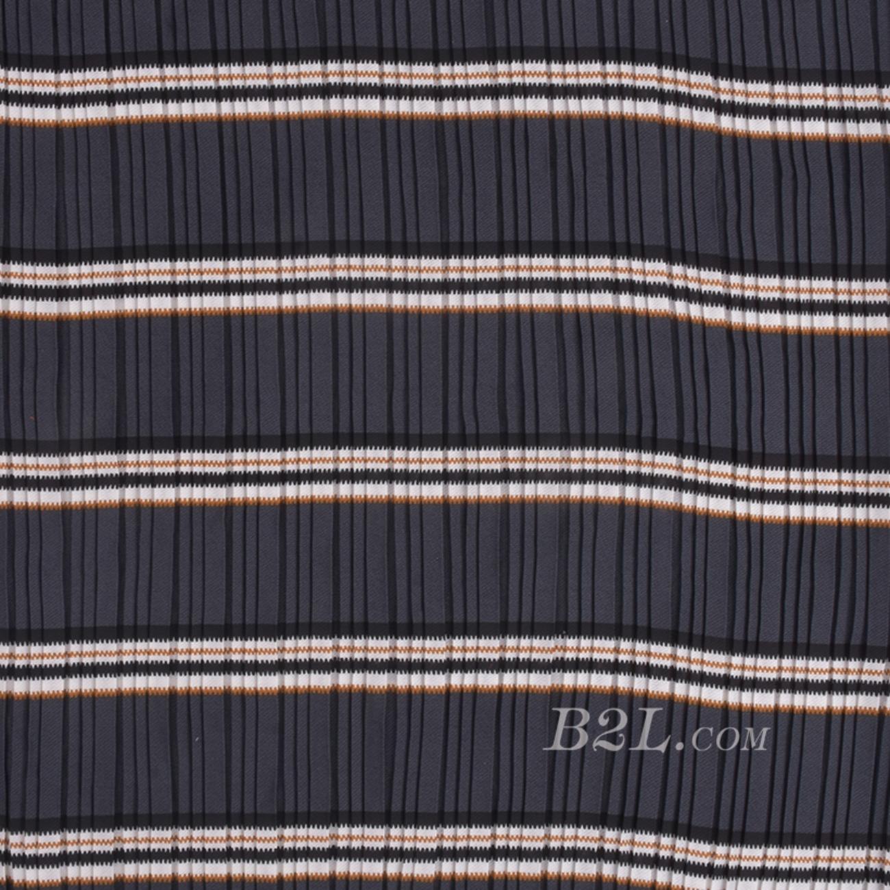 印花 梭织 染色 低弹 压皱 柔软 春秋 连衣裙 衬衫 女装 81019-31