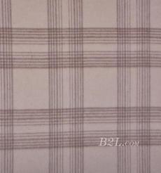 毛纺 梭织 羊毛 格子  绒感 双面尼 厚 大衣 秋冬 女装 80322-10