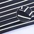 条子 横条 圆机 针织 纬编 T恤 针织衫 连衣裙 棉感 弹力 期货 60312-20