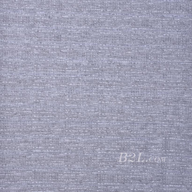 针织染色圆机罗纹条纹面料-春秋冬款连衣裙休闲服针织衫面料60312-38