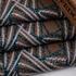 现货 针织 色织 几何 提花 高弹 春秋 女装 连衣裙 外套 套装80104-3