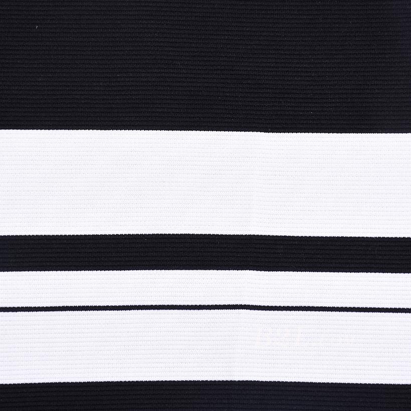 条子 横条 圆机 针织 纬编 T恤 针织衫 连衣裙 棉感弹力 期货 60311-37