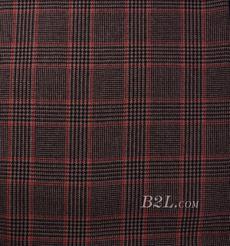 格子 呢料 柔軟 羊毛 大衣 外套 女裝 70623-16