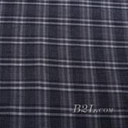 梭织 格子 棉感 色织 斜纹 无弹 外套 大衣 连衣裙 期货 60620-8