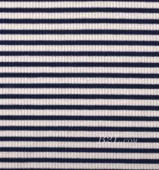 现货 针织 色织 条纹 罗纹 高弹 春秋 女装 连衣裙  80110-15