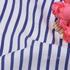 期货 印花 全棉 条纹 棉感 梭织 低弹 薄 连衣裙 衬衫 四季 女装 男装 80302-13