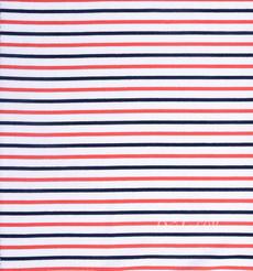 条子 横条 圆机 针织 纬编 T恤 针织衫 连衣裙 棉感 弹力 罗纹 期货 60312-117