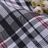格子 棉感 色织 平纹 外套 衬衫 上衣 薄 70622-189