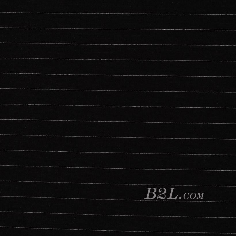 针织染色条纹面料-春夏秋休闲服连衣裙面料60311-50