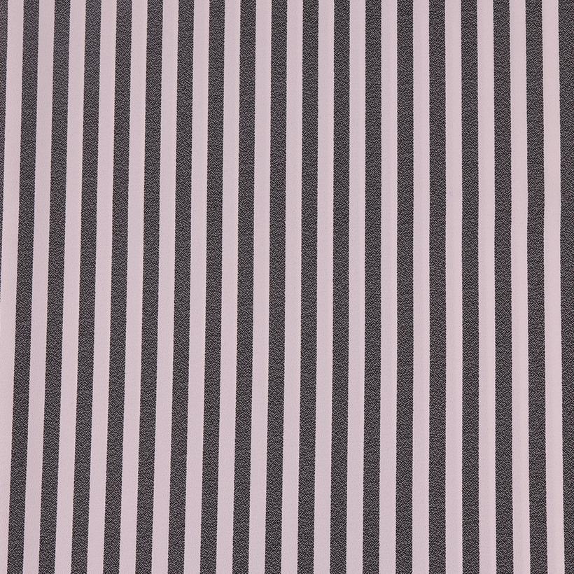 条纹 喷气 梭织 低弹 衬衫 连衣裙 女装 春夏 70327-11