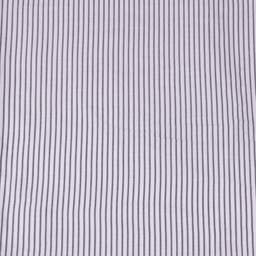 条子 梭织 色织 无弹 休闲时尚风格 衬衫 连衣裙 短裙 棉感 薄 全棉色织布 春夏秋 60929-118