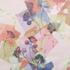 燕窝丝 植物 几何 梭织 印花 无弹 衬衫 连衣裙 薄 春夏 女装 期货  71227-6