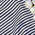 条子 横条 圆机 针织 纬编 T恤 针织衫 连衣裙 弹力 期货 60312-133