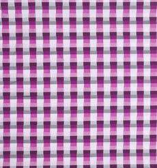 格子 棉感 色织 平纹 外套 衬衫 上衣 70622-39