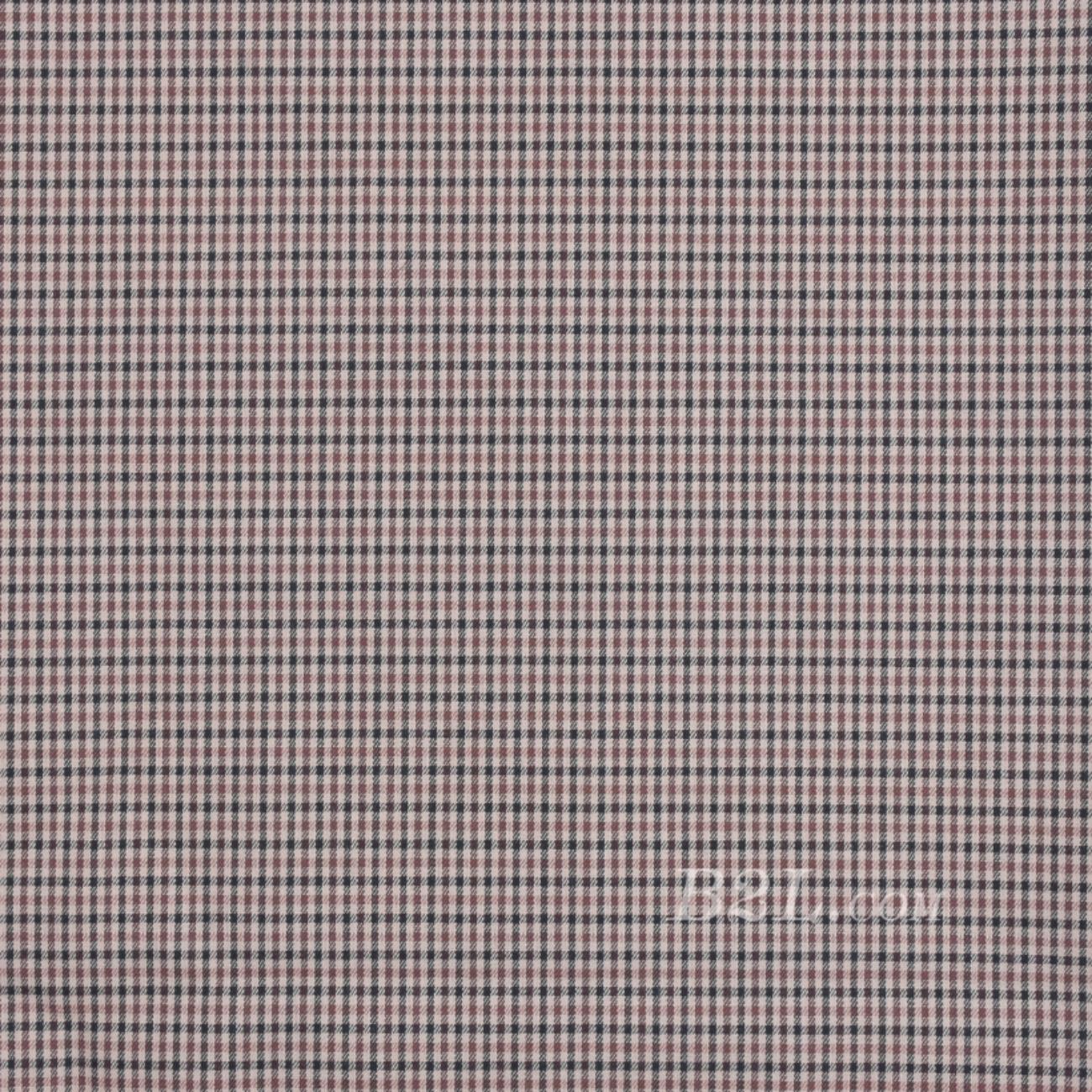 格子低弹梭织色织低弹春夏 衬衫 连衣裙 短裙 90115-12