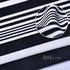 条子 横条 圆机 针织 纬编 T恤 针织衫 连衣裙 棉感 弹力 定位 期货 60312-160