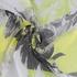 花朵 期货 雪纱 印花 薄 柔软 连衣裙 衬衫 女装 春秋 60621-10