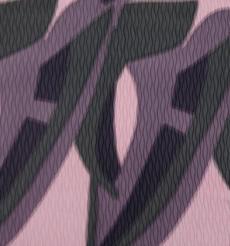 75D 几何 印花 全涤 雪纺 压皱 衬衫 连衣裙 女装 春秋 71113-28