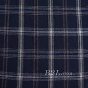 梭织 格子 棉感 色织 无弹 外套 连衣裙 短裙 薄 期货 60620-1