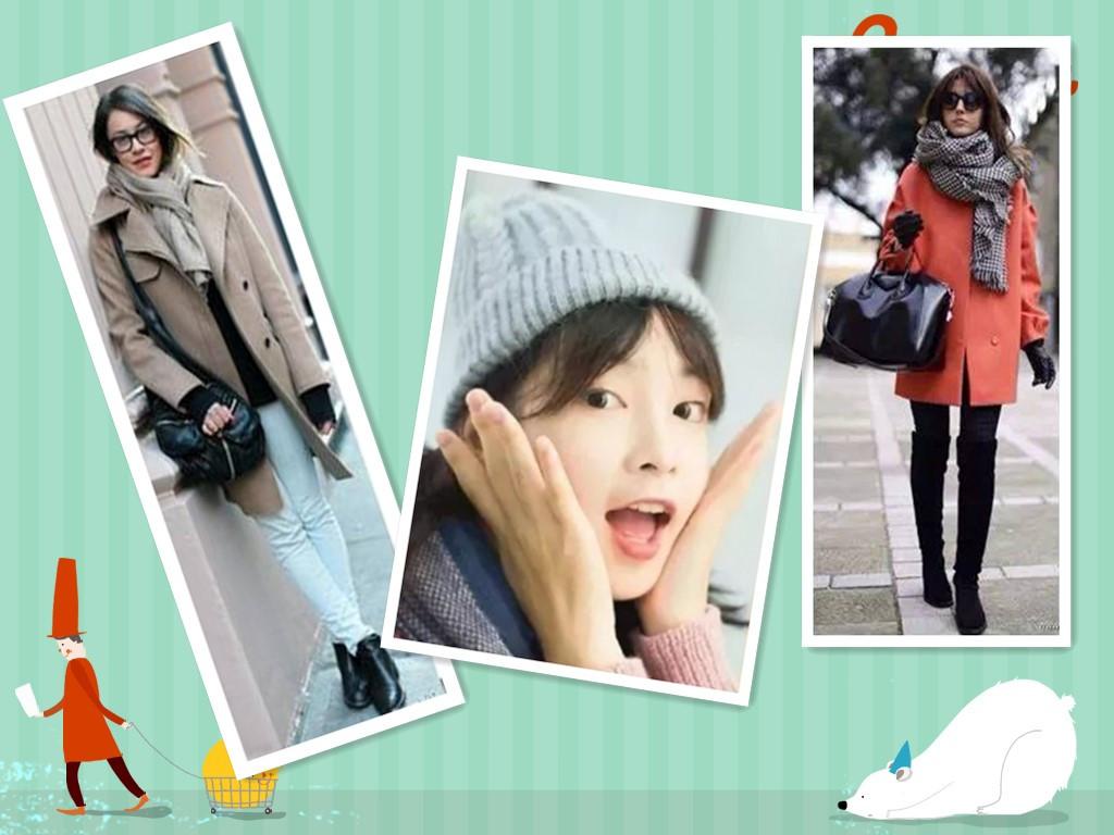 【瘦小女生冬天怎么穿才时尚】小个子也能穿出大气场
