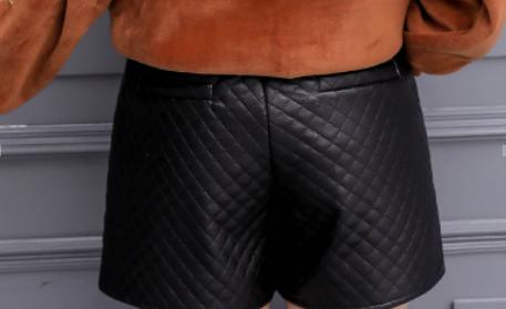 【皮裤子搭配】皮的裤子怎么搭配,皮的裤子怎么穿好看