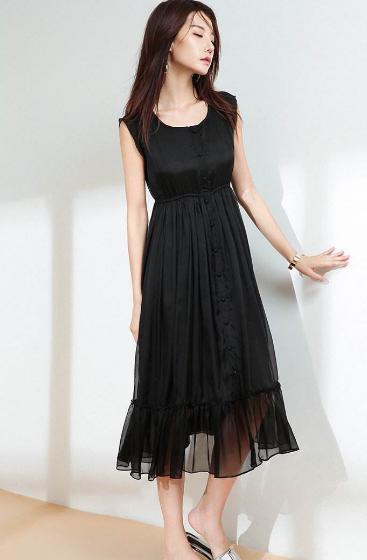 【桑蚕丝连衣裙洗涤方法】如何保养桑蚕丝连衣裙,如何延长连衣裙寿命