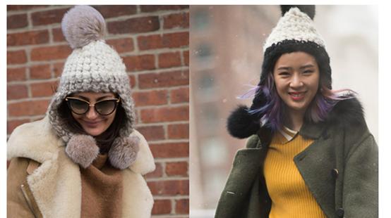 【圓臉的帽子怎么搭配帽子】如何根據臉型搭配帽子?圓臉這么帶最好看。