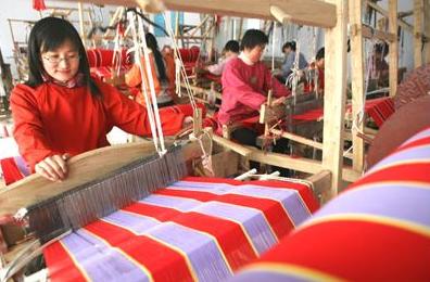 【手工老粗布】手工老粗布的质量怎么样 老粗布的价格贵吗