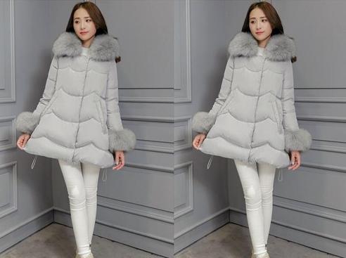 【冬季女灰色服装搭配什么裤子】女生冬季应该搭配怎样的裤子