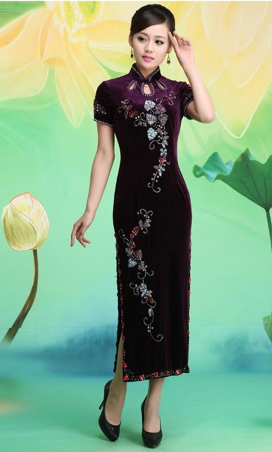 【旗袍的洗涤方法】如何清洗旗袍,香云纱真丝旗袍如何洗涤