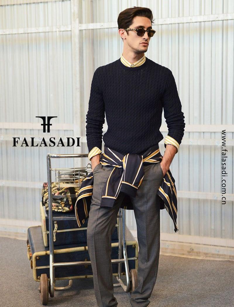 【法拉萨狄男装品牌】自信、豁达、睿智,来自法拉萨狄