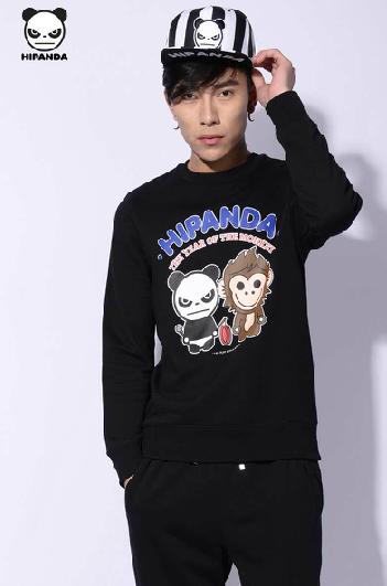 【HIPANDA青少年服装品牌】HIPANDA,嘻哈风格,潮流指标,街头风尚