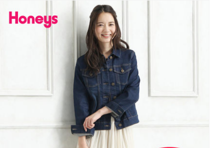 【HONEYS女装品牌】好俪姿女性服装品牌  日本HONEYS女装品牌介绍