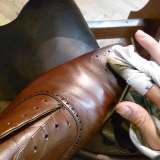 皮鞋的分类