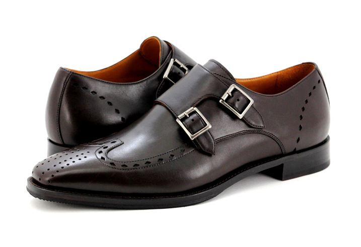 男士皮鞋的分类