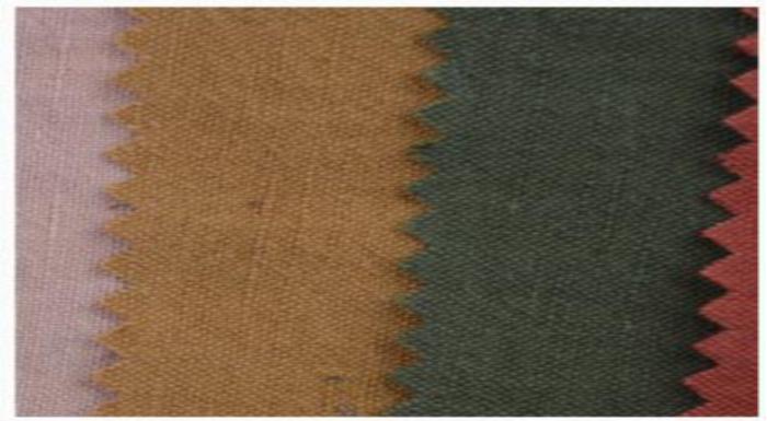 棉麻布料的特点
