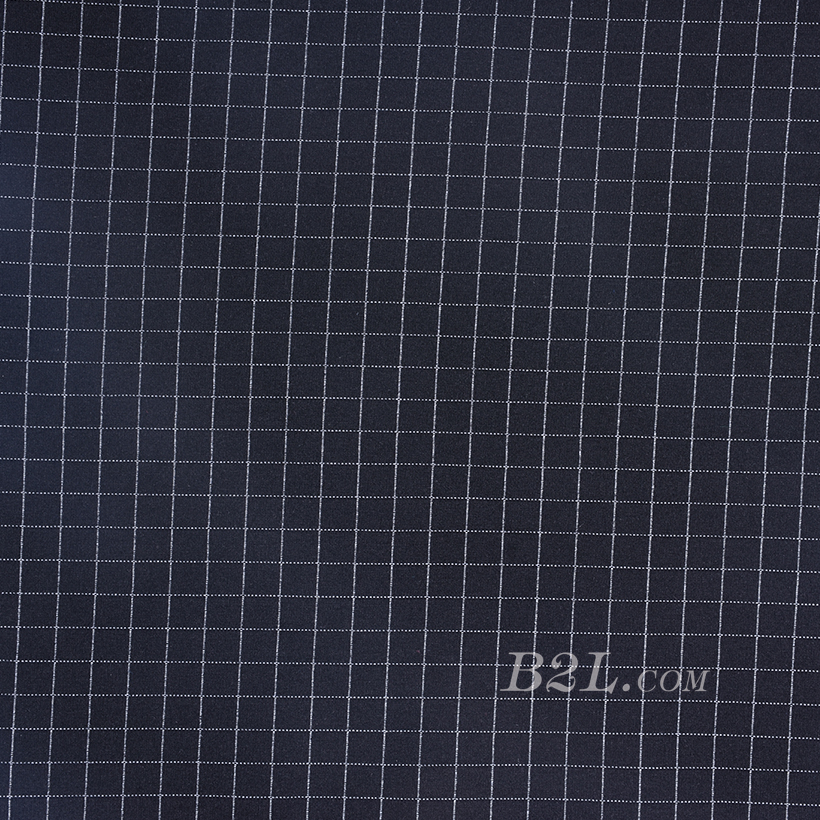 格子 圆机 针织 纬编 T恤 针织衫 连衣裙 棉感 弹力 60312-138