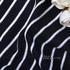 条子 横条 圆机 针织 纬编 T恤 针织衫 连衣裙 棉感 弹力 60312-97