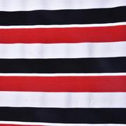 条子 针织 弹力 横条 圆机 纬编 T恤 针织衫 连衣裙 棉感 期货  60312-33
