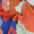 几何 期货 印花 薄 柔软 连衣裙 衬衫 女装 春秋 60621-28