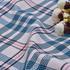 格子 涤棉 棉感 色织 平纹 外套 衬衫 上衣 70622-77