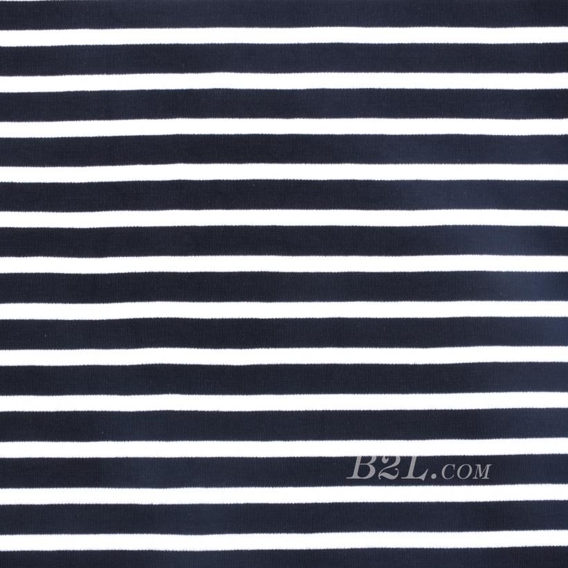 针织染色条纹面料-春秋冬针织衫T恤面料60312-18