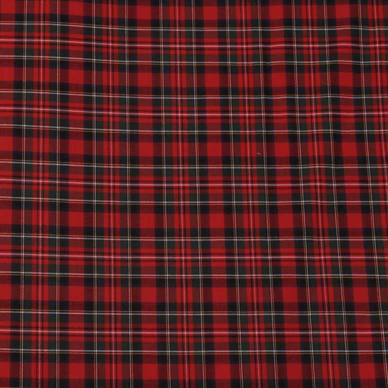 现货斜纹格子苏格兰格梭织色织低弹休闲时尚风格 衬衫 连衣裙 短裙 棉感 60929-6