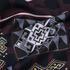 复古 期货 梭织 印花 连衣裙 衬衫 短裙 薄 女装 春夏秋 60621-61