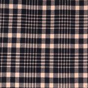 格子 梭織 色織 無彈 襯衫 外套 連衣裙 柔軟 細膩 男裝 女裝 春秋 期貨 70410-86